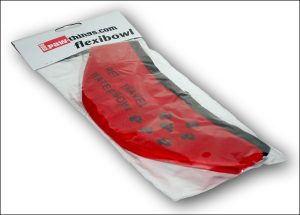 The Flexibowl in its packaging.
