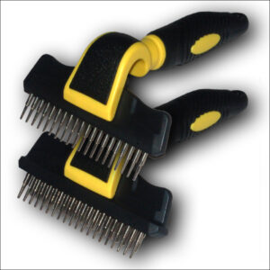 The Hair Raiser Solo Range Of Wide Set Rakes