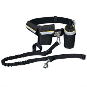 Running Belt And Leash
