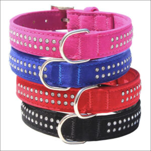 Diamanté Collars (tastefully Blingy!)