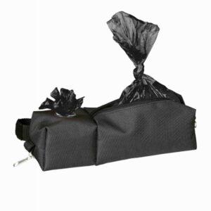 Dog Poo Bag Carrier And Waste Storage Dispenser