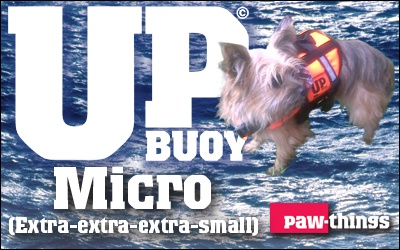 Micro size Up-buoy Classic life jacket.