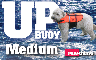 Medium size Up-buoy Classic life jacket.